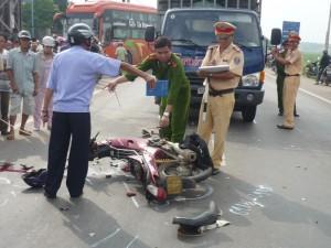Trường vụ tai nạn chết người