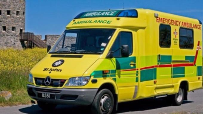 xe cứu thương cho tương lai