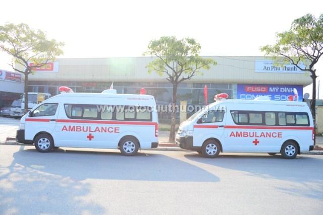 Chuyên kinh doanh mua bán các loại xe cứu thương. Uy tín - Chất lượng